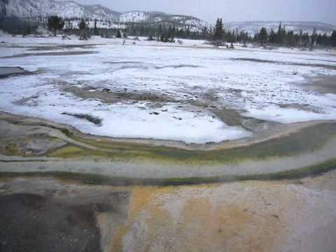 trip of all trips: (3) the trip to yellowstone national park