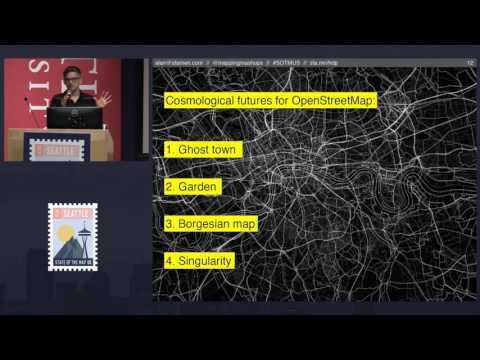 OpenStreetMap pasts, OpenStreetMap futures | Alan McConchie