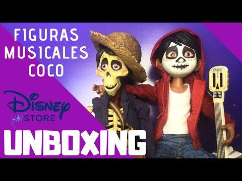 Disney Pixar Coco - Unboxing Figura Musical Disney Store