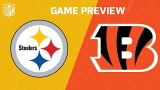 Steelers vs. Bengals | Around the NFL Podcast | Week 15 Game Previews