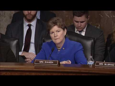 On Senate Armed Services Committee, Shaheen Questions Sec. Stackley and Gen. Neller