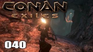 CONAN EXILES [040] [Die Höhle der Krokodile] [Multiplayer] [Deutsch German] thumbnail