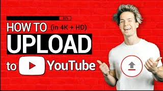 How to UPLOAD HD/4K VIĎEOS on to YOUTUBE in 2021 | a Step-by-Step YouTube Video Upload Guide