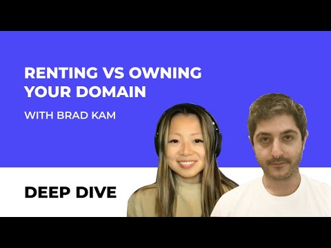 DEEP DIVE: Renting vs Owning Your Domain