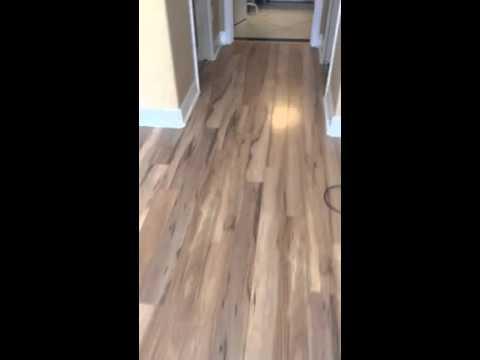 Sarasota Fl Beautiful Kaindl Laminate Flooring Installation Youtube