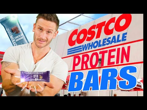 COSTCO Protein Bar Haul Which Bars to BUY (and Avoid)