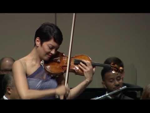 Anne Akiko Meyers Mendelssohn Violin Concerto Casals Festival