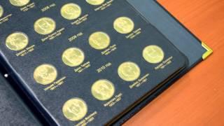 Памятные монеты США
