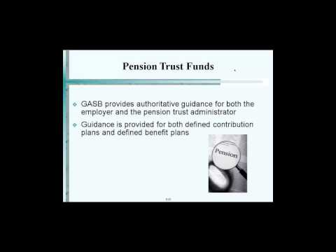 Pension Trust Funds
