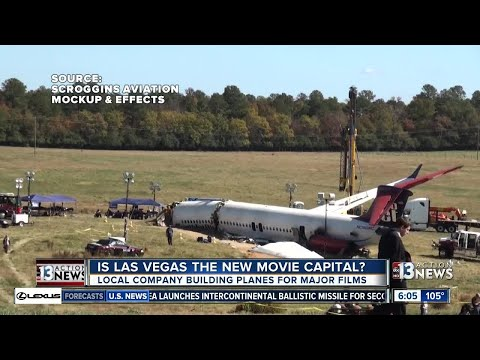 Local company bringing Hollywood movie magic to Las Vegas