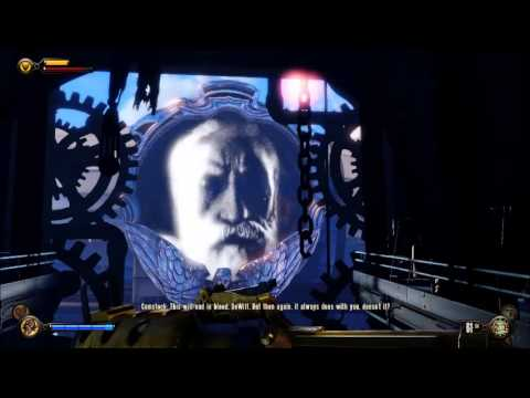 Bioshock Infinite Part 8- The Carpet Matches the Drapes