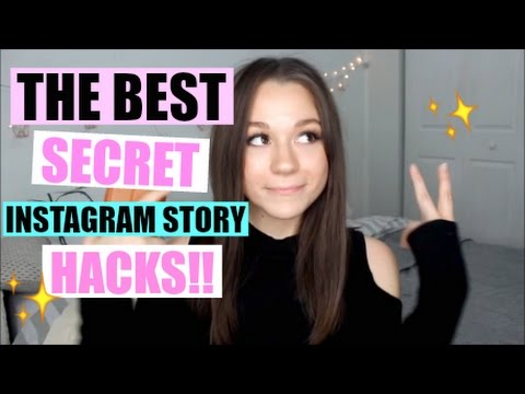 Instagram story hacks you need in your life youtube ccuart Images