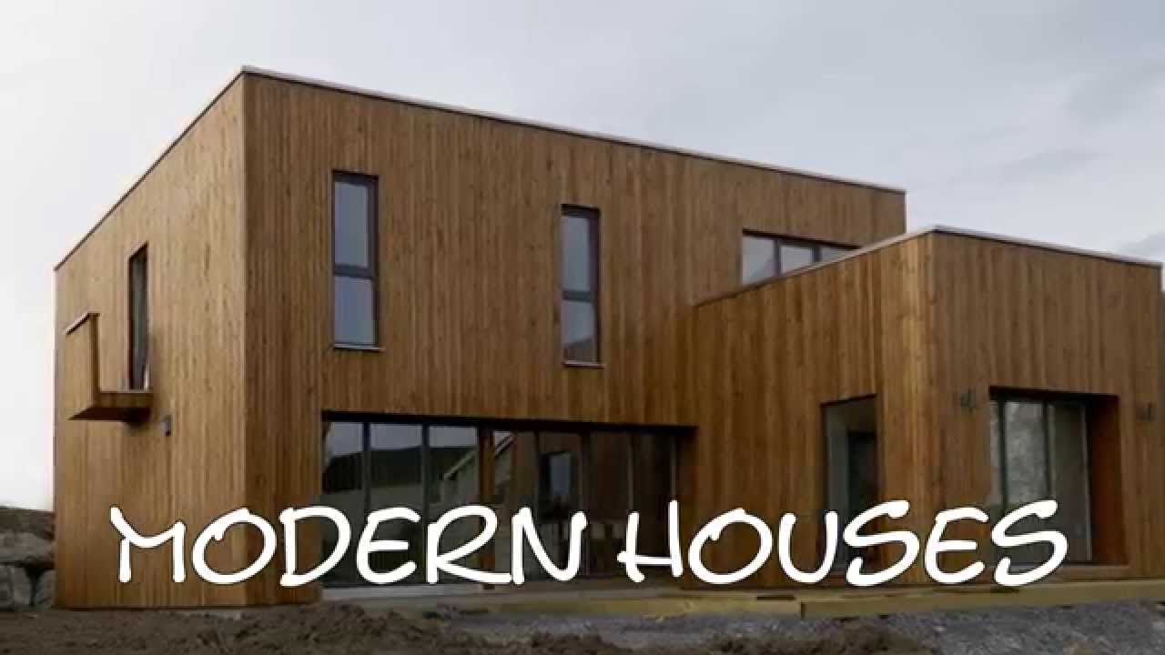 scandinavian style timber frame houses youtube
