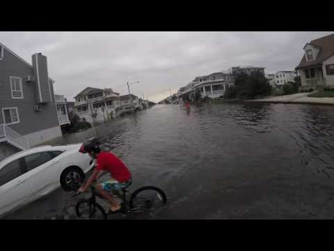 2017-July 29th Ocean City New Jersey Flooded