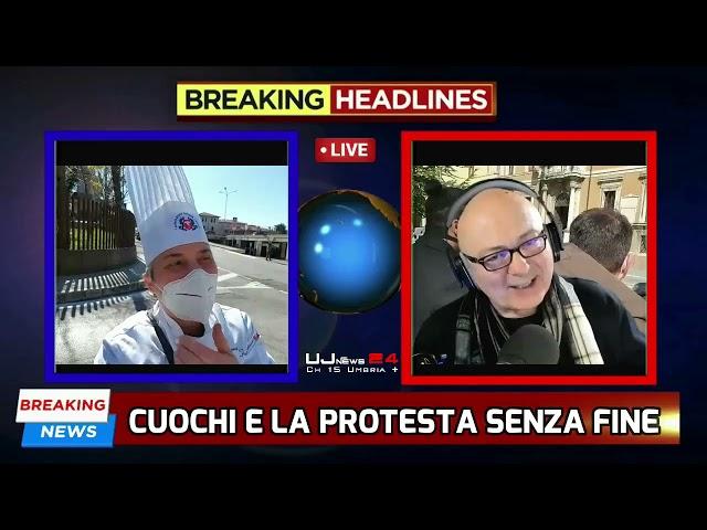 Tg Umbria+Teleterni dell'1 aprile 2021