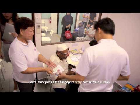 Marine Parade GRC: Mr Tan Chuan-Jin