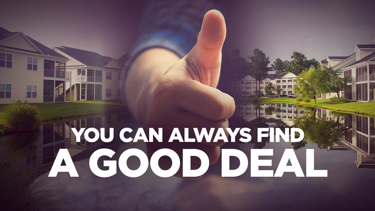 How To Find A Good Real Estate Deal To Buy Youtube