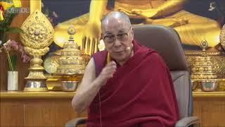 吃素與吃肉~達賴喇嘛尊者教授2019年10月26日