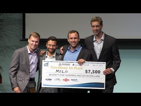 2015 New Venture Competition Finals