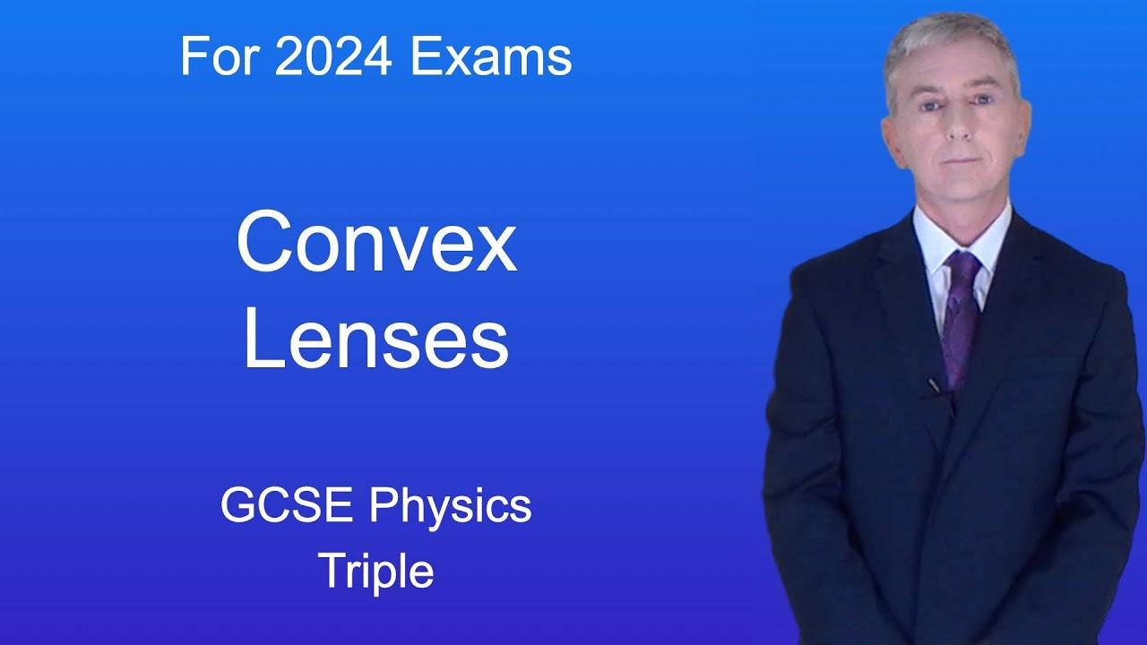 Gcse Science Physics 9 1 Triple Convex Lenses Youtube Camera Diagram Schoolphysics Welcome