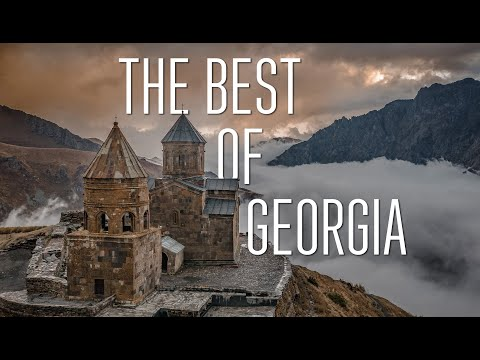 The Best of Georgia - 4K