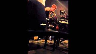 Ben wendel duet with tigran at the blue whale 2-3-12