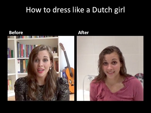 what are dutch women like
