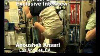 Kasra Interview with Anousheh Ansari Part2