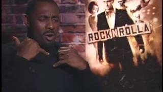 """Idris Elba- """"RocknRolla""""- Stephen Holt Show @ TIFF '08"""