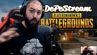 DePeStream - Codin-n BATTLEGROUNDS SoloRun 8Killz1Cup