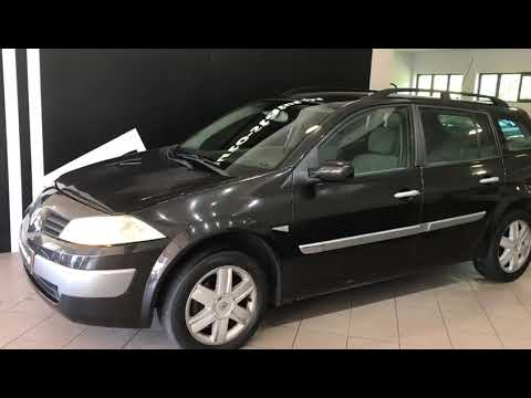 renault megane break 2004