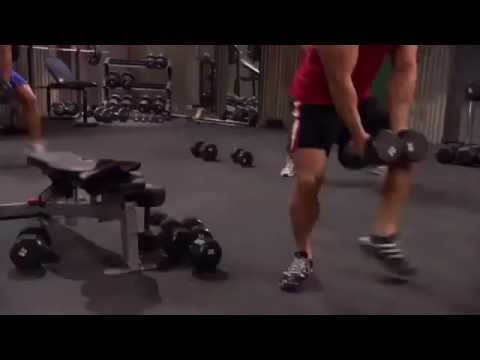 body beast dumbbell workout  youtube