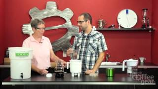 Crew Review: Toddy Cold Brew System Video