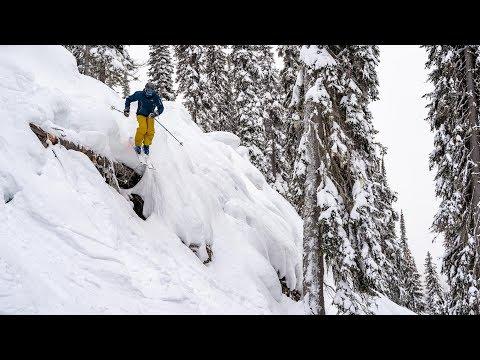 Powder Skiing At Revelstoke Mountain Resort | Revelstoke, BC