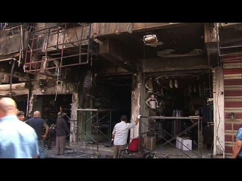 Iraq bomb attack kills at least 19