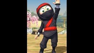 clumsy ninja gameplay