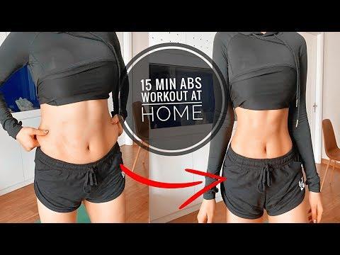 15 phút TẬP BỤNG TẠI NHÀ để có bụng phẳng, Eo thon cho nữ - Trang Le Fitness