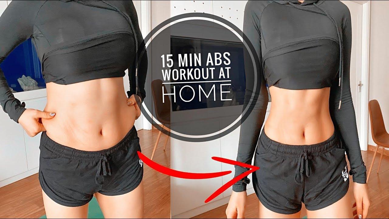 15 phút TẬP BỤNG TẠI NHÀ để có bụng phẳng, Eo thon cho nữ – Trang Le Fitness