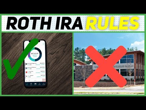 5 Roth IRA rules you NEED to know (before opening an account) from YouTube · Duration:  13 minutes 30 seconds