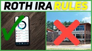 5 Roth IRA rules you NEED to know (before opening an account)