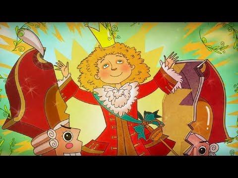 Волшебный Фонарь - Щелкунчик из Марципании - обучающий мультфильм - Э.Т. Гофман