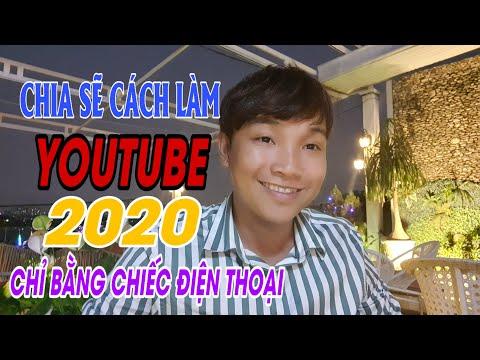 Cách Làm Youtube 2020 Quá Dễ Khi Bạn Biết Được Điều Này ?