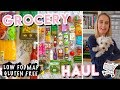 Our Grocery Haul (May 2018) ❤️ Low FODMAP, Gluten Free, IBS friendly, UK   Becky Excell