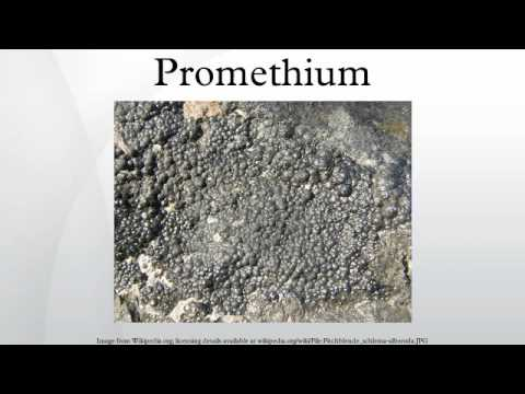 the element promethium Promethium: description your user agent does not support the html5 audio element great care is required while handling promethium as a consequence of its radioactivity promethium salts luminesce in the dark with a pale blue or greenish glow, due to their high radioactivity.