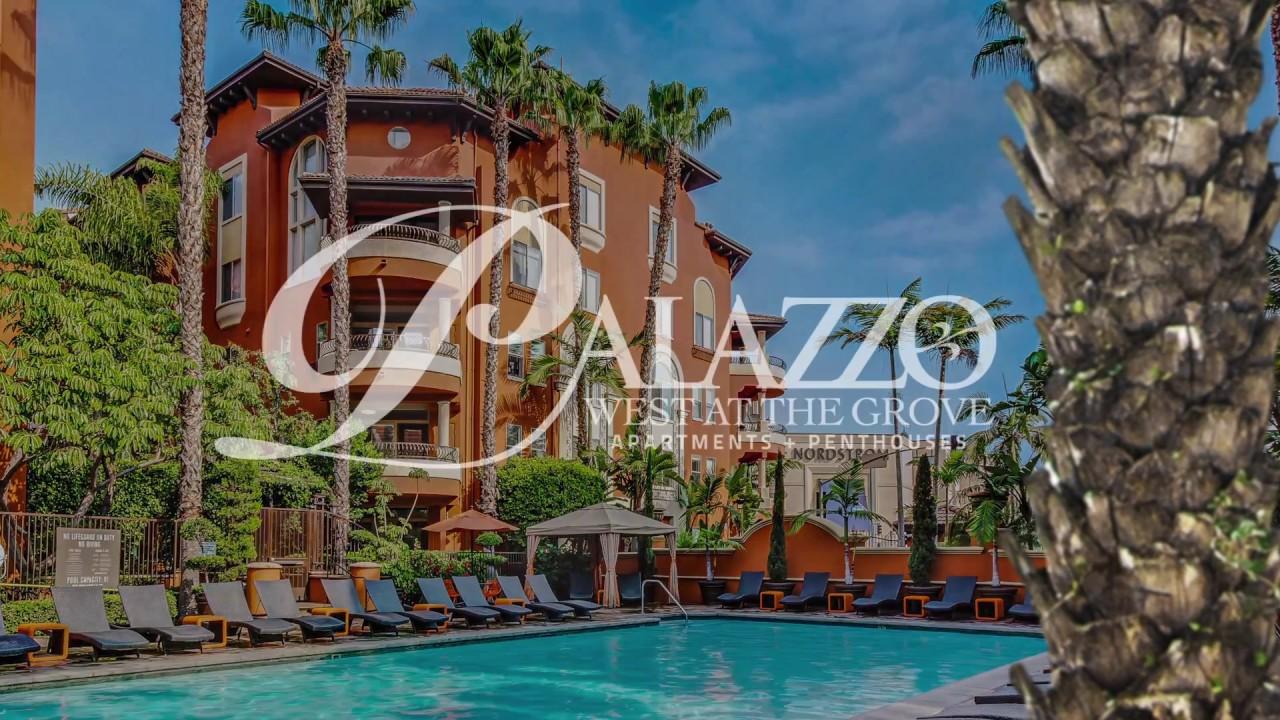 Palazzo West At The Grove Luxury Living In La Brea Los Angeles Ca