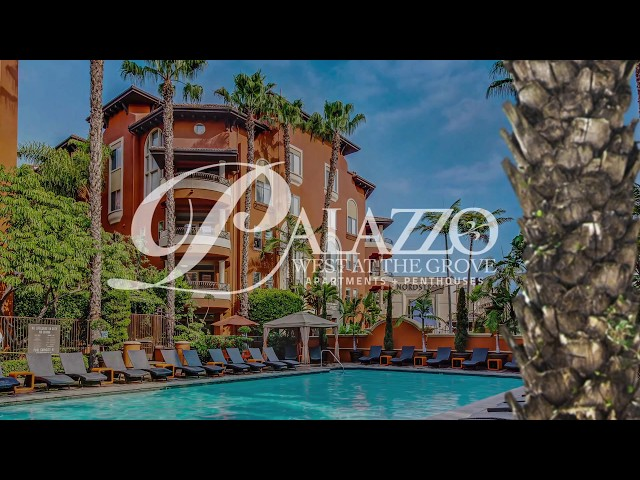 Palazzo West At The Grove Luxury Living In La Brea Los Angeles Ca You