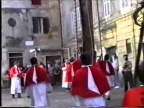 Monte Porzio Catone : Processioni s. Antonino