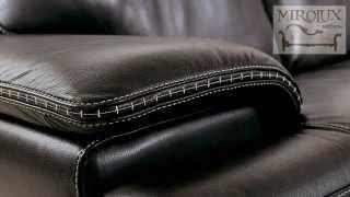 Ремонт, перетяжка кожаной мебели (Кривой Рог)