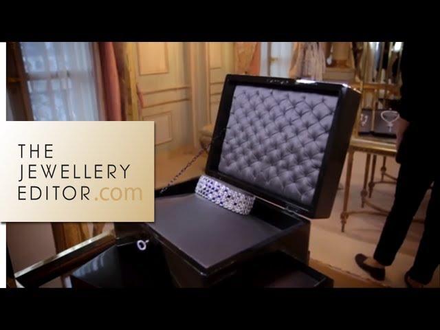Louis Vuitton's Voyage dans le Temps jewellery collection