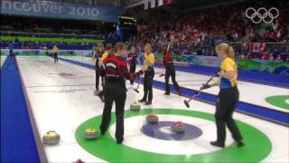 Curling Women CAN vs SWE Complete Event Gold Final | Vancouver 2010